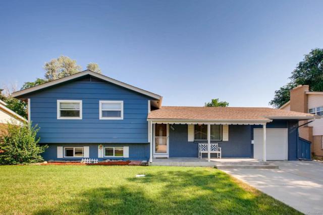 2039 E Euclid Avenue, Centennial, CO 80121 (#9392116) :: House Hunters Colorado
