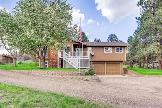 7793 E Park Drive, Franktown, CO 80116 (#9392610) :: Venterra Real Estate LLC