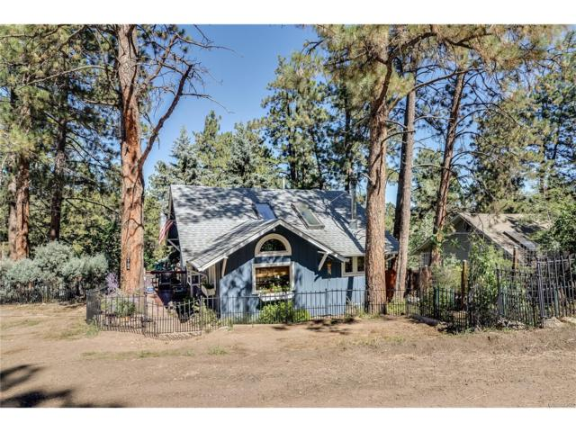4784 S Pine Road, Evergreen, CO 80439 (#9392634) :: The Peak Properties Group