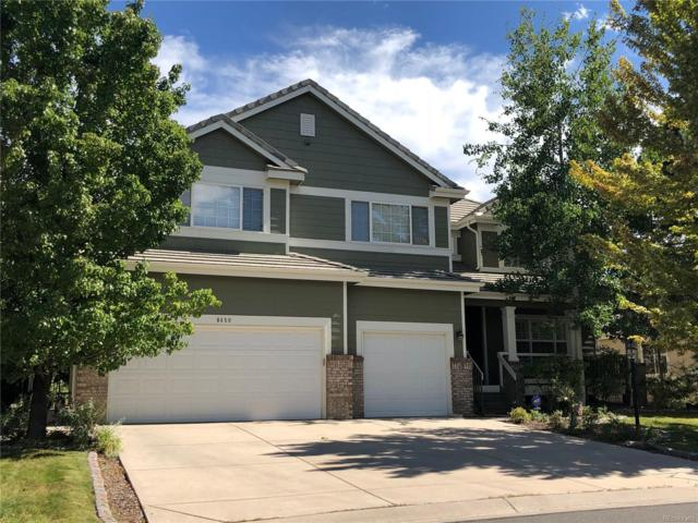 9450 S Aspen Hill Way, Lone Tree, CO 80124 (#9392764) :: HomeSmart Realty Group