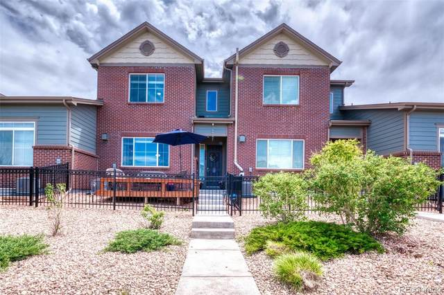 6604 S Patsburg Street, Aurora, CO 80016 (#9392877) :: Mile High Luxury Real Estate