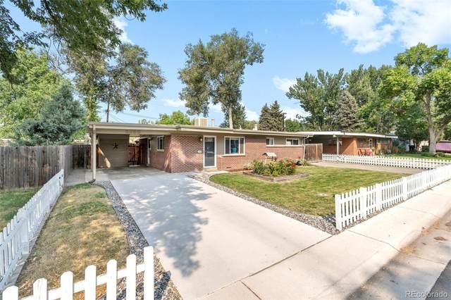 5955 Dudley Street, Arvada, CO 80004 (MLS #9393772) :: Find Colorado