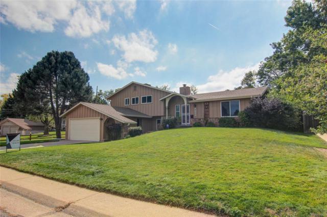 9340 E Eastman Avenue, Denver, CO 80231 (#9394961) :: The Griffith Home Team