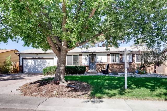 3223 S Hannibal Street, Aurora, CO 80013 (#9395212) :: Bring Home Denver with Keller Williams Downtown Realty LLC