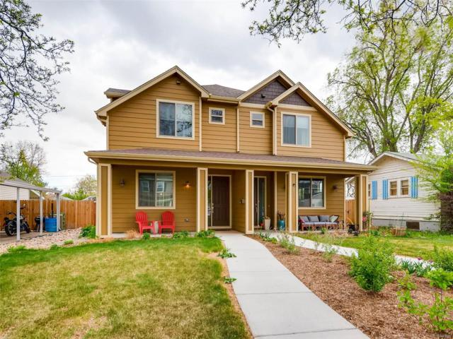 3028 S Elati Street, Englewood, CO 80110 (MLS #9395377) :: 8z Real Estate