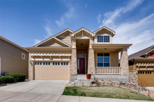11625 Colony Loop, Parker, CO 80138 (MLS #9396000) :: Kittle Real Estate