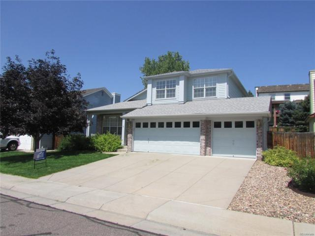 2718 S Coors Court, Lakewood, CO 80228 (#9396412) :: House Hunters Colorado