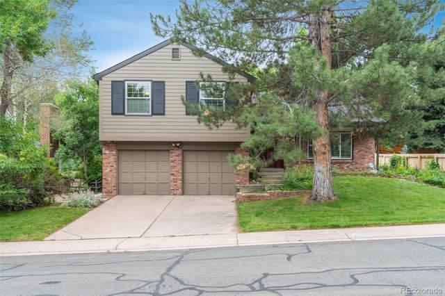 7446 S Hudson Way, Centennial, CO 80122 (#9396781) :: Compass Colorado Realty