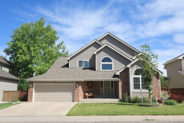 9774 Chanteclair Circle, Highlands Ranch, CO 80126 (#9397252) :: The HomeSmiths Team - Keller Williams