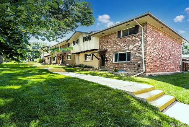 12636 W Virginia Avenue, Lakewood, CO 80228 (#9397283) :: The Dixon Group