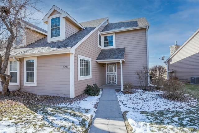 1993 S Xanadu Way, Aurora, CO 80014 (MLS #9397342) :: 8z Real Estate