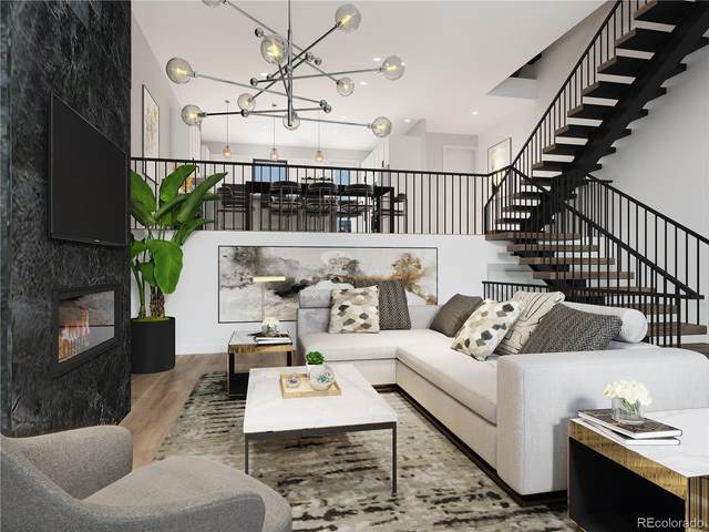 829 N Bellaire Street, Denver, CO 80220 (#9397440) :: Wisdom Real Estate