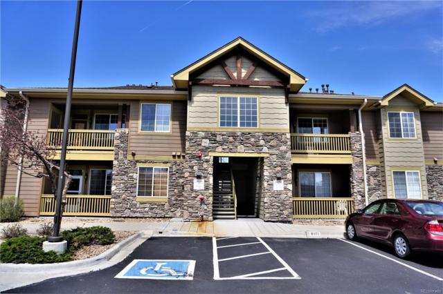 8039 Lee Drive #102, Arvada, CO 80005 (#9397655) :: The Peak Properties Group