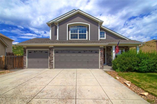 2031 Granger Circle, Castle Rock, CO 80109 (#9398371) :: HomePopper