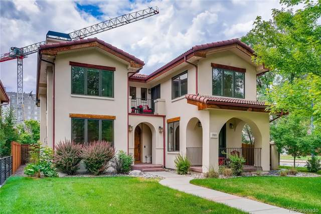 2101 S Columbine Street, Denver, CO 80210 (MLS #9398421) :: Clare Day with Keller Williams Advantage Realty LLC