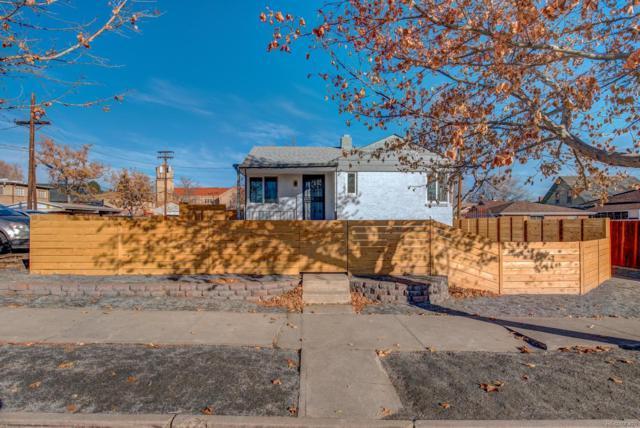 2925 W 41st Avenue, Denver, CO 80211 (#9398500) :: Bring Home Denver