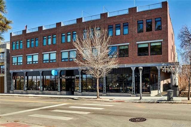 4144 Tennyson Street #1, Denver, CO 80212 (#9398511) :: The Scott Futa Home Team