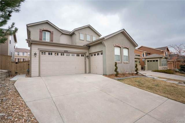 10795 Huntwick Street, Highlands Ranch, CO 80130 (#9398512) :: The Harling Team @ HomeSmart