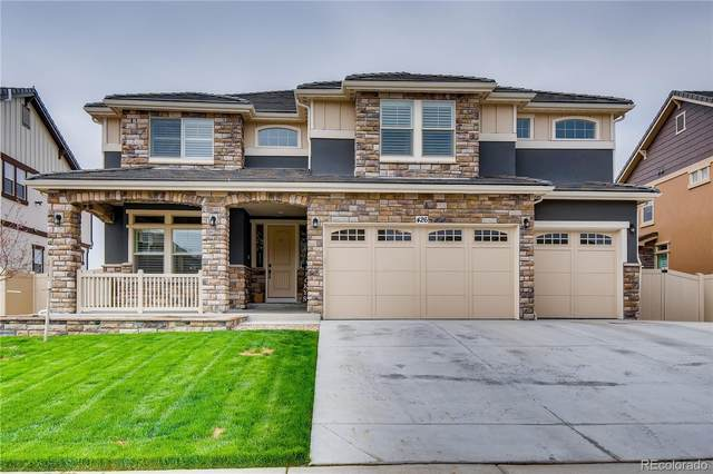 426 Painted Horse Way, Erie, CO 80516 (MLS #9398605) :: 8z Real Estate