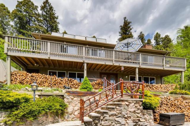 31081 Pike View Drive, Conifer, CO 80433 (#9398626) :: Wisdom Real Estate