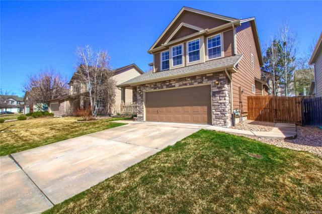 5142 S Andes Street, Centennial, CO 80015 (#9399038) :: The Peak Properties Group