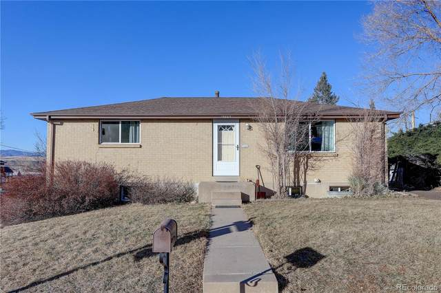 15865 W 3rd Place, Golden, CO 80401 (#9399150) :: Colorado Home Finder Realty