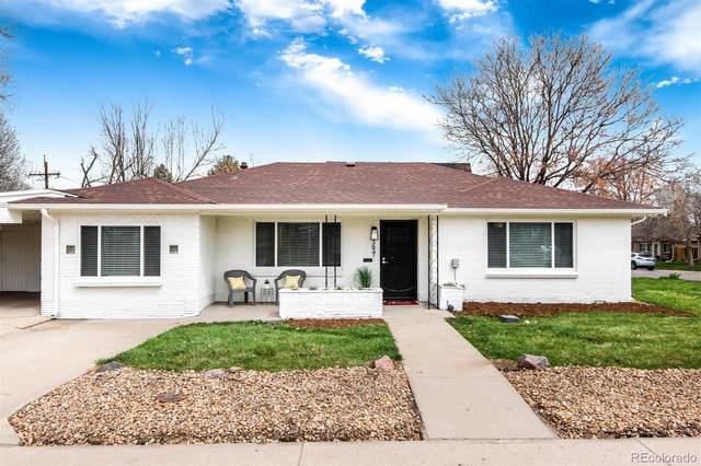 3637 E Mississippi Avenue, Denver, CO 80210 (#9399170) :: Mile High Luxury Real Estate