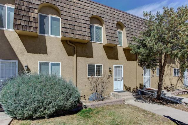7460 E Princeton Avenue, Denver, CO 80237 (#9399743) :: The Peak Properties Group