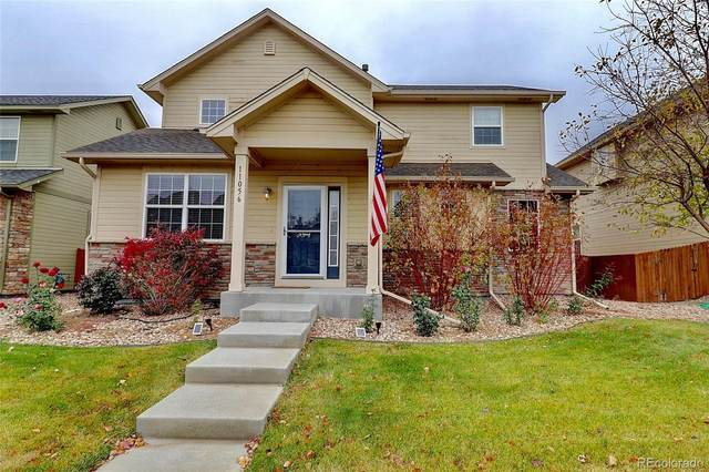 11056 Oakland Drive, Commerce City, CO 80640 (#9399805) :: Mile High Luxury Real Estate