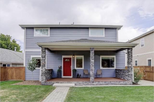 2534 Harlan Street, Edgewater, CO 80214 (MLS #9399931) :: 8z Real Estate