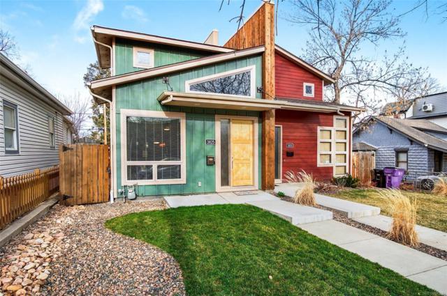 3825 Utica Street, Denver, CO 80212 (#9399965) :: The Heyl Group at Keller Williams