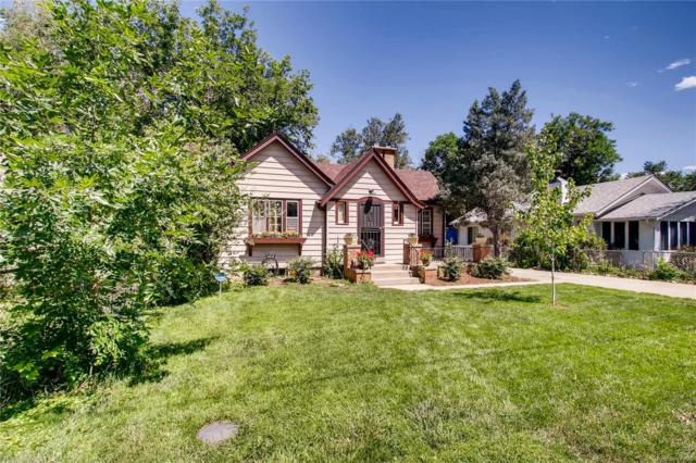 1140 Carr Street, Lakewood, CO 80214 (#9400396) :: The Heyl Group at Keller Williams