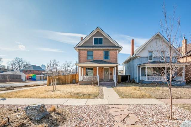 2405 N Williams Street, Denver, CO 80205 (#9402019) :: The Colorado Foothills Team | Berkshire Hathaway Elevated Living Real Estate