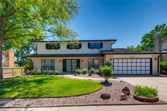7170 W David Drive, Littleton, CO 80128 (#9402224) :: 5281 Exclusive Homes Realty