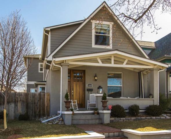 1860 S Pearl Street, Denver, CO 80210 (#9402255) :: Bring Home Denver