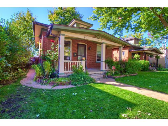 1181 S Emerson Street, Denver, CO 80210 (#9402486) :: Thrive Real Estate Group