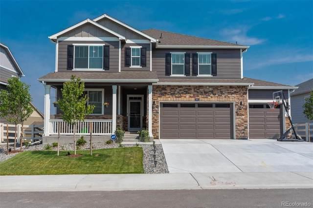 5964 Plains End Court, Castle Rock, CO 80104 (#9402638) :: Symbio Denver
