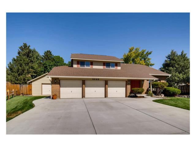 6648 S Ammons Court, Littleton, CO 80123 (#9402736) :: The Sold By Simmons Team