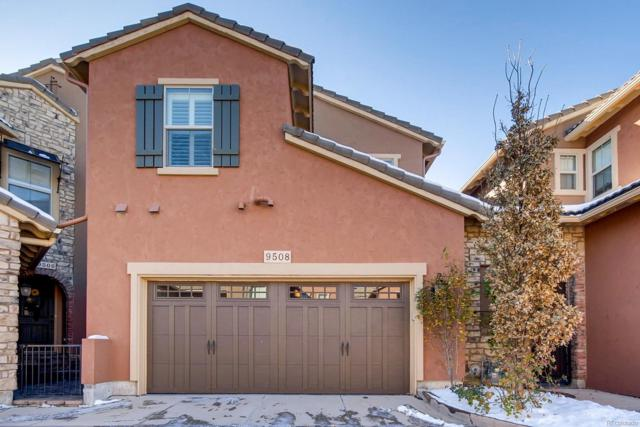9508 Pendio Court, Highlands Ranch, CO 80126 (#9402802) :: The Heyl Group at Keller Williams