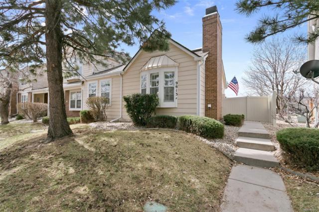 9613 W Chatfield Avenue H, Littleton, CO 80128 (#9402926) :: The Peak Properties Group