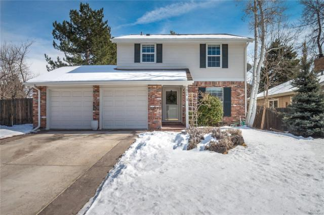 7854 S Ulster Street, Centennial, CO 80112 (MLS #9403038) :: 8z Real Estate