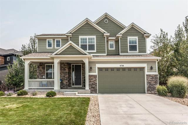 5738 Crossview Drive, Fort Collins, CO 80528 (MLS #9403138) :: Kittle Real Estate