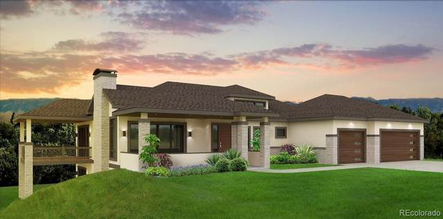 14344 Spyglass Hill Place, Colorado Springs, CO 80921 (#9403340) :: The DeGrood Team