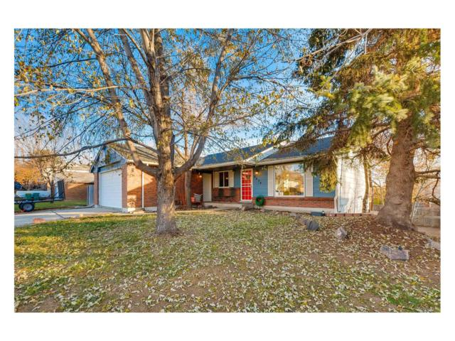 8634 W 65th Place, Arvada, CO 80004 (MLS #9403436) :: 8z Real Estate