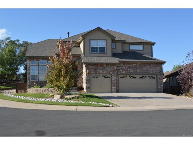 1767 Rose Petal Lane, Castle Rock, CO 80109 (#9403518) :: The Thayer Group