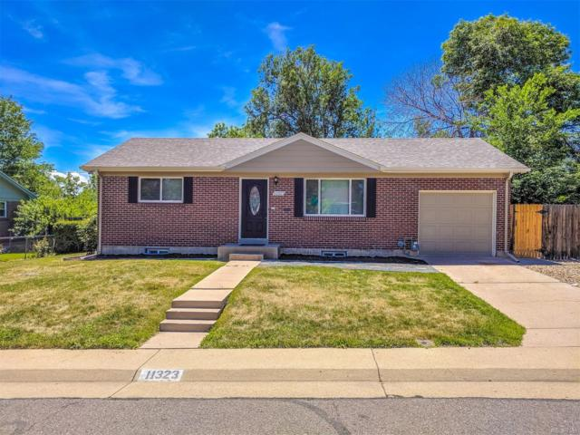 11323 Humboldt Street, Northglenn, CO 80233 (#9403600) :: The Griffith Home Team