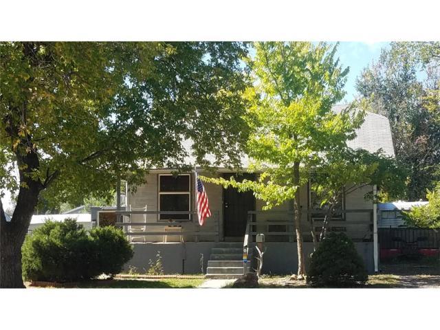 2247 Harlan Street, Edgewater, CO 80214 (MLS #9403813) :: 8z Real Estate