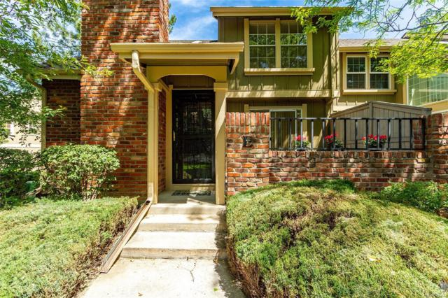 7711 S Curtice Way E, Littleton, CO 80120 (#9403909) :: The DeGrood Team
