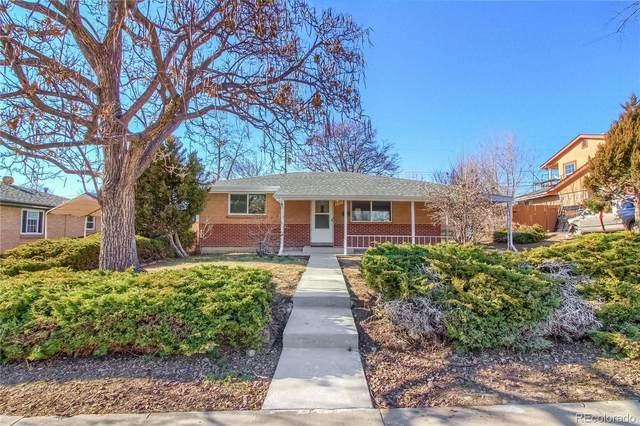 8461 Faraday Street, Denver, CO 80229 (MLS #9404130) :: 8z Real Estate