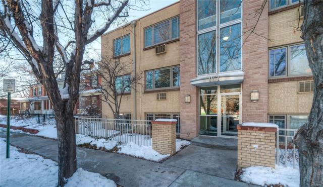 969 S Pearl Street #305, Denver, CO 80209 (#9404520) :: Real Estate Professionals